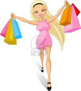 7333378-illustration-of-happy-shopping-girl