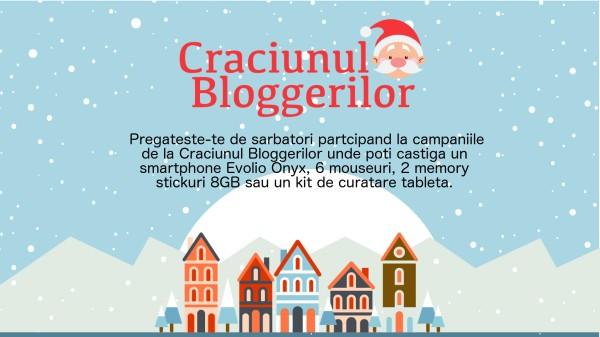 craciunul bloggerilor