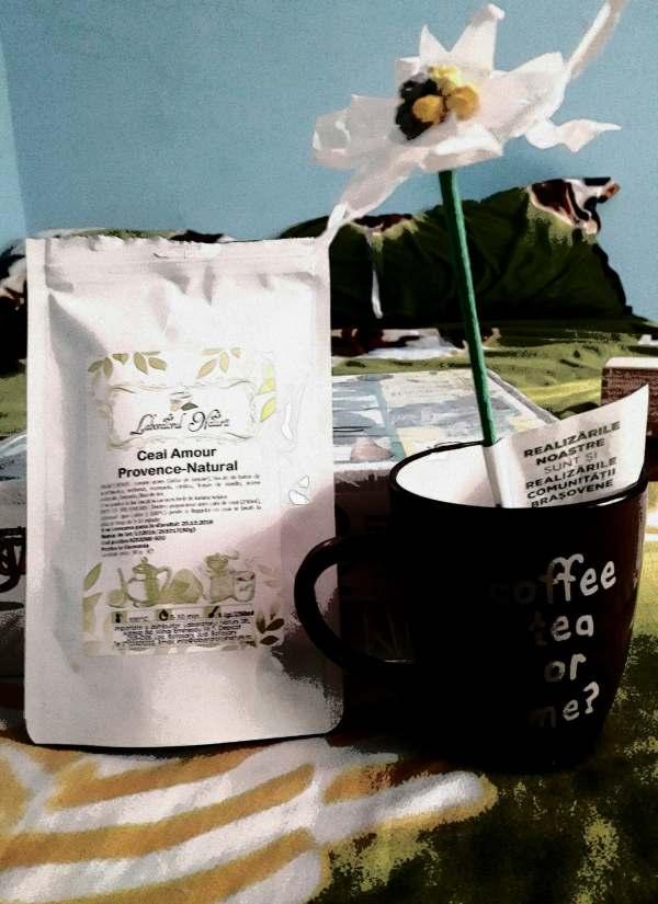 ceai natural din Laboratorul Naturii