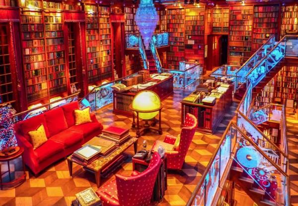 biblioteci imense