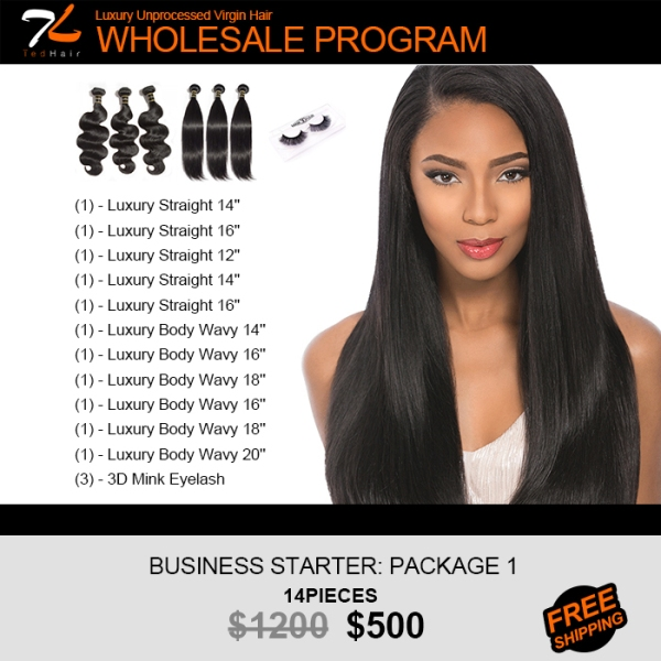 start business hair