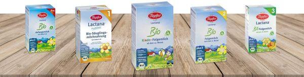 lapte praf bio Topfer