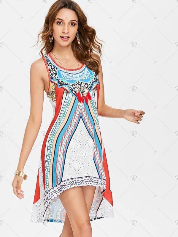 rochie de plaja de pe Rosegal