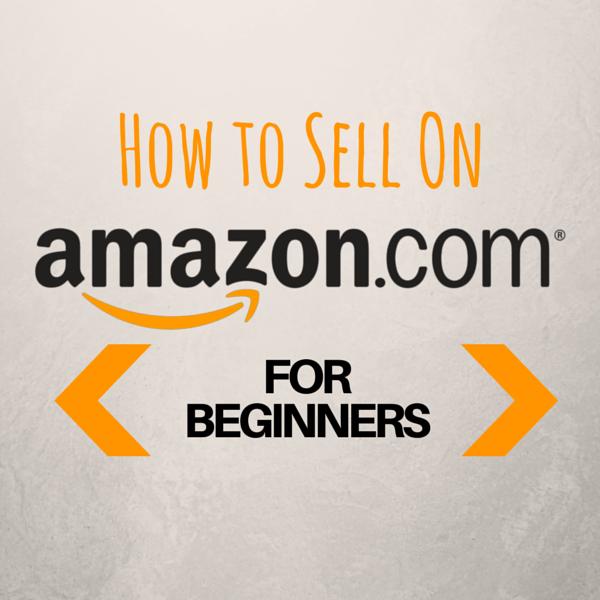 cum sa vinzi pe Amazon.com