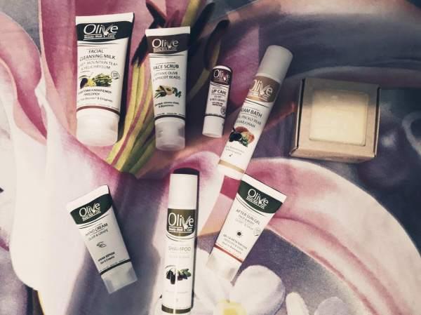 cosmetice naturale cu ulei de masline bio