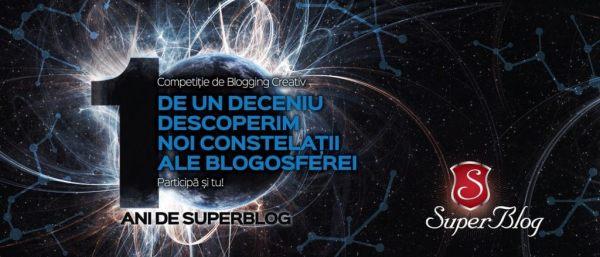 competitie pentru bloggeri