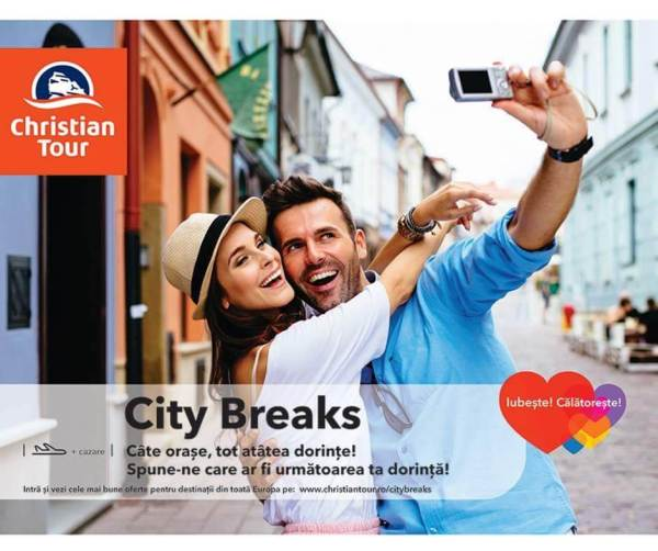 city break in Grecia
