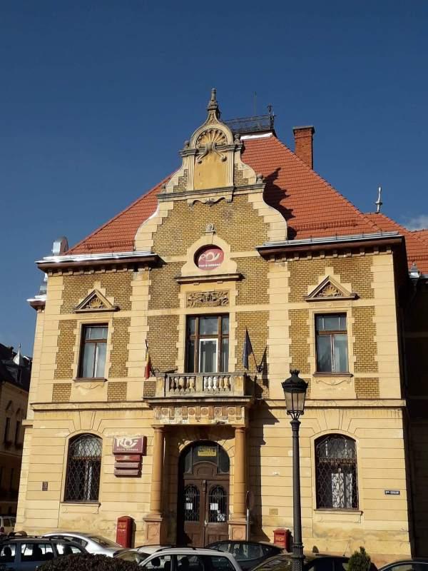 cladire construita in 1906
