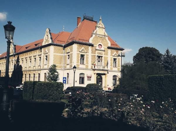 Cea mai veche posta din Brasov
