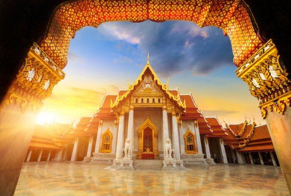templele budiste