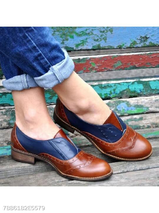 pantofi de inspiratie masculina