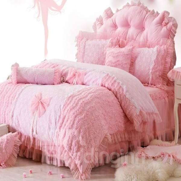 lenjerie de pat in stil suedez