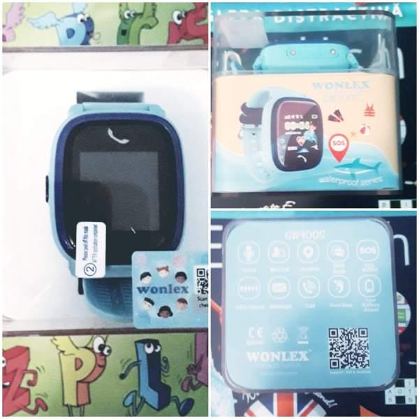 Smartwatch pentru copii de pe Atum