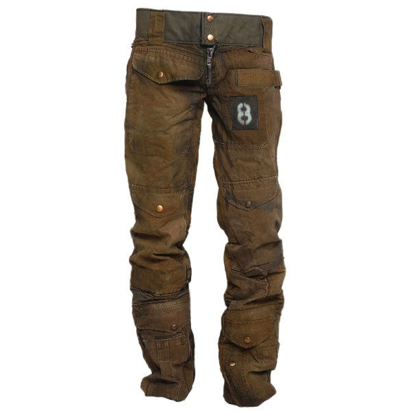 Mens Outdoor Military Trousers